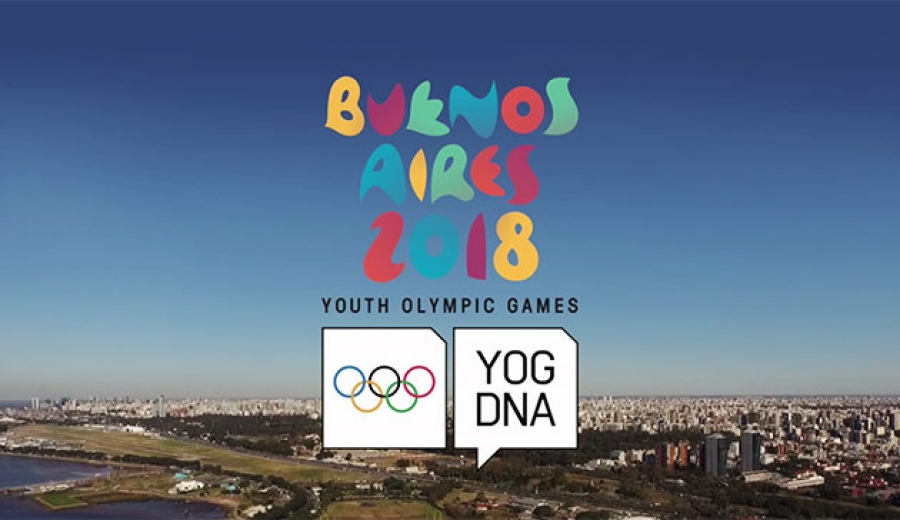 """Youth Olympic Games"" 2018"