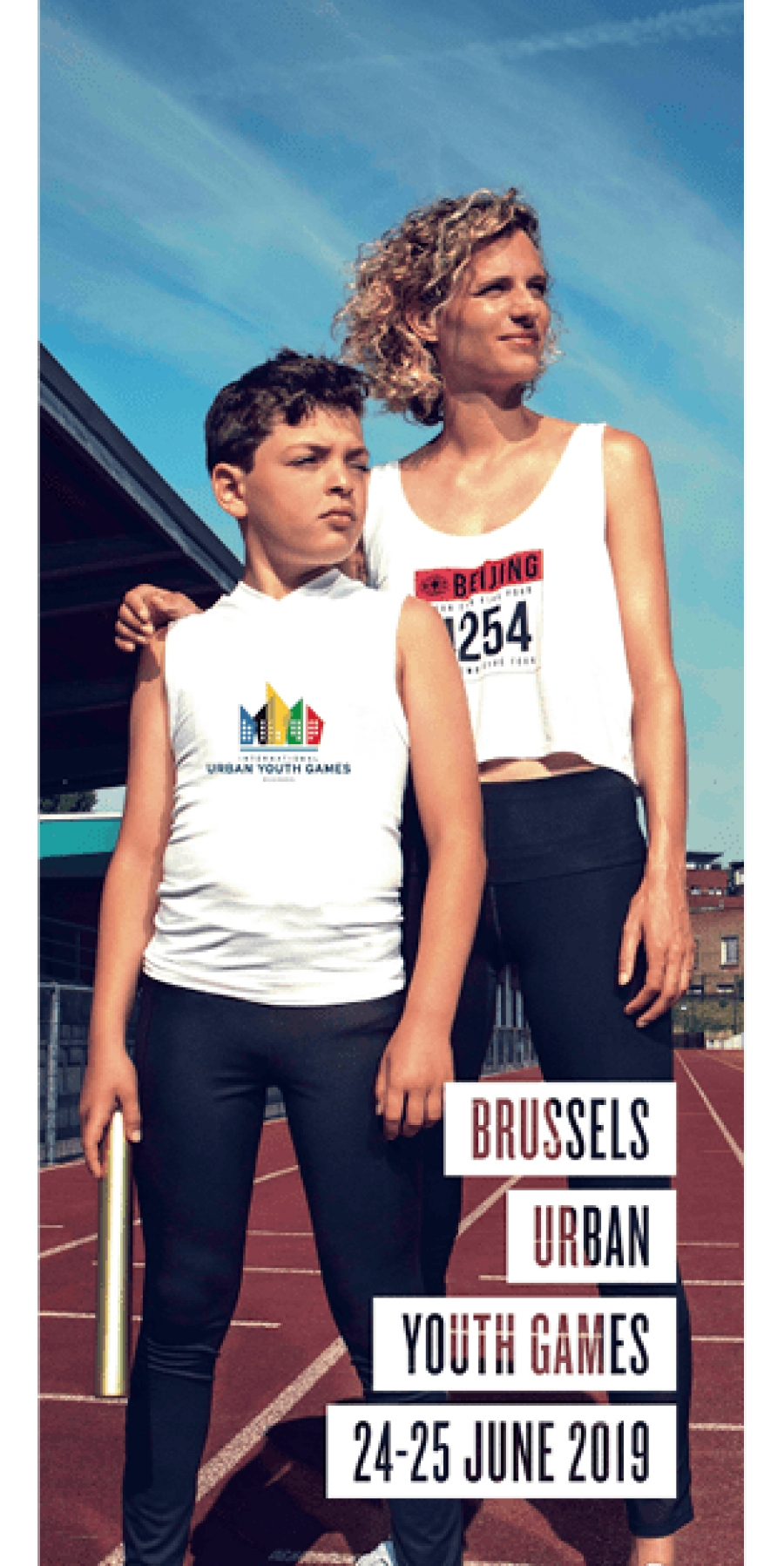 Wallonie-Bruxelles - 1er Brussels Urban Youth Games